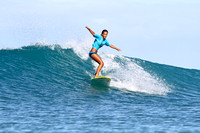 Surfing the Nations Contest - Sunday 5.6.12 - Women's Longboard All Ages-2