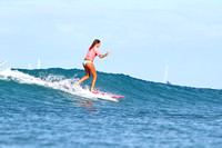 Surfing the Nations Contest - Sunday 5.6.12 - Women's Longboard All Ages-17