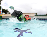 Shiver at Cardboard boat race-8