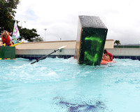 Shiver at Cardboard boat race-13