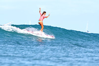 Surfing the Nations Contest - Sunday 5.6.12 - Women's Longboard All Ages-16